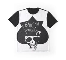 Baron Samedi Style Graphic T-Shirt