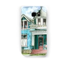 The House with Red Trim Samsung Galaxy Case/Skin