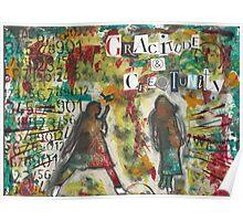 Gracitude & Creatunity Poster