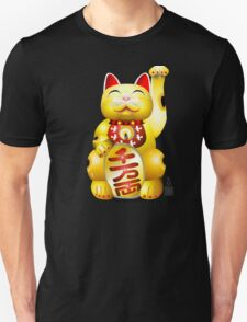 Money Cat Gold T-Shirt