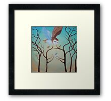 Queen of Lost Causes Framed Print