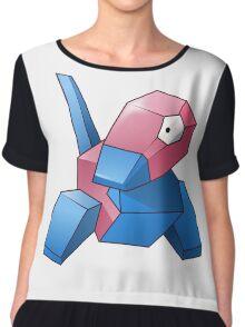 Pokemon - Porygon Chiffon Top