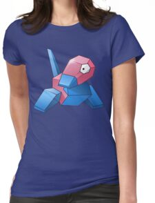 Pokemon - Porygon Womens Fitted T-Shirt