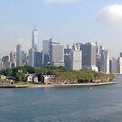 NEW YORK  by Marilyn Grimble