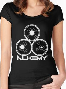 Alkemy Symbol Yang Women's Fitted Scoop T-Shirt