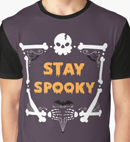 Stay Spooky Graphic T-Shirt