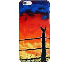 Not so Wildfire iPhone Case/Skin
