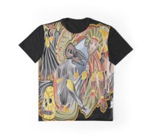 crow shaman   Graphic T-Shirt