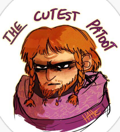 THE Cutest  Sticker