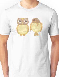 Like Twins Are We Unisex T-Shirt