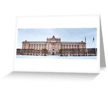 Riksdag Greeting Card