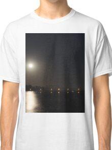 Full Moon Rise Classic T-Shirt