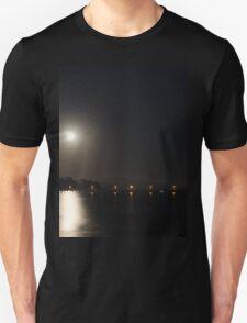 Full Moon Rise Unisex T-Shirt
