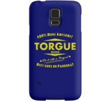 Torgue Guns Samsung Galaxy Case/Skin