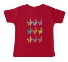 Llama party Baby Tee