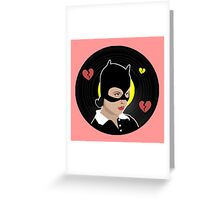 Enid Coleslaw (Bubble Gum) Greeting Card