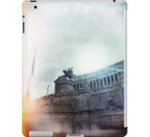 architecture in Rome iPad Case/Skin