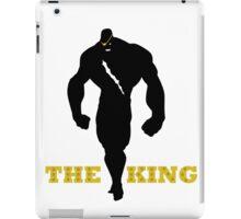 The King of Muay Thai iPad Case/Skin