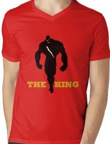 The King of Muay Thai Mens V-Neck T-Shirt