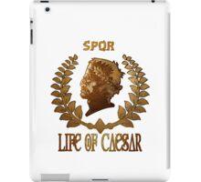 Caesar Insignia iPad Case/Skin