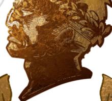 Caesar Insignia Sticker