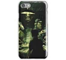 Vincent Van Gogh -  Potato Eaters 1885  iPhone Case/Skin