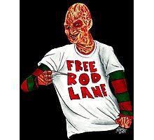 Free Rod Lane Photographic Print