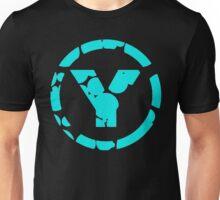 prYda lightblue Unisex T-Shirt