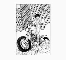 Akira Kaneda Biker Unisex T-Shirt