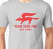 Star Fox Emblem Red Unisex T-Shirt