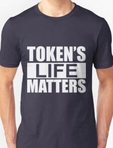South Park Token's Life Matters Unisex T-Shirt