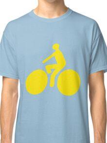 Yellow bike Classic T-Shirt