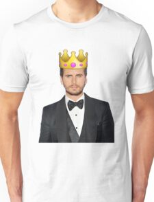 Lord Disick | Crown Emoji Unisex T-Shirt