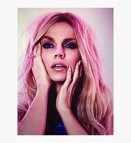 Courtney act  Photographic Print