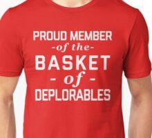 Basket Of Deplorables Unisex T-Shirt
