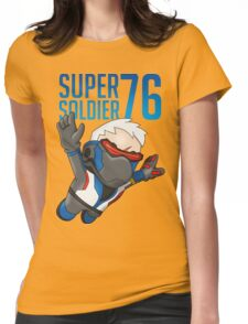 Super Soldier 76 Womens Fitted T-Shirt