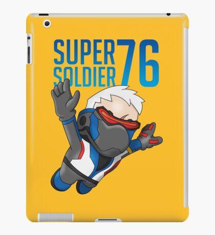 Super Soldier 76 iPad Case/Skin
