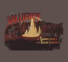 Visit Timeless Gallifrey (Worn) by Illuminescence