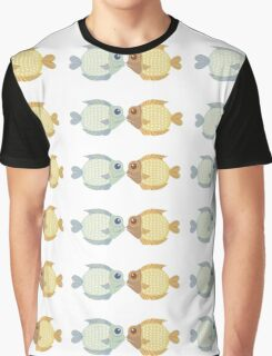 Two Fish Graphic T-Shirt
