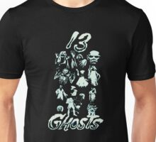 13 Ghosts Unisex T-Shirt