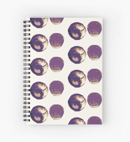 Quaffle  Spiral Notebook