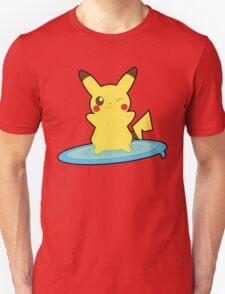Surfing Pika Cutie T-Shirt