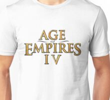 Age of Empires 4  Unisex T-Shirt