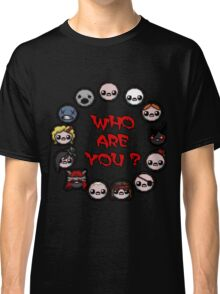 Who are you ? Classic T-Shirt