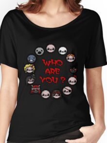 Who are you ? Women's Relaxed Fit T-Shirt