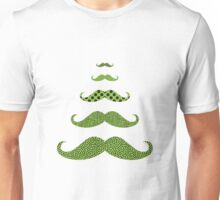 Mustache Tree Unisex T-Shirt