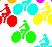 Bikes! Sticker