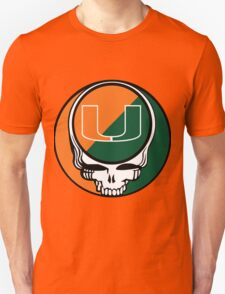 The Dead in Miami Unisex T-Shirt