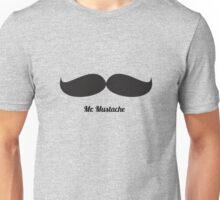 Mr Mustache Unisex T-Shirt