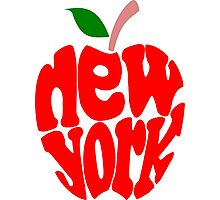 Big Apple New York Photographic Print